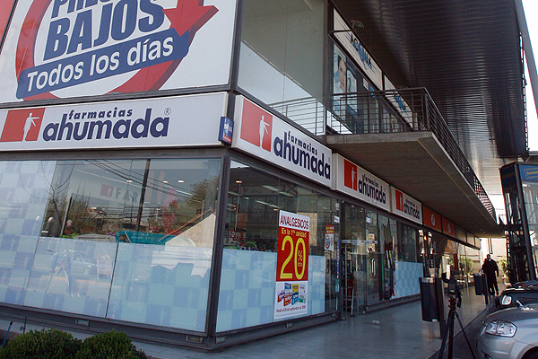 Farmacias Ahumada Walgreens-Boots Alliance's subsidiary in Chile.