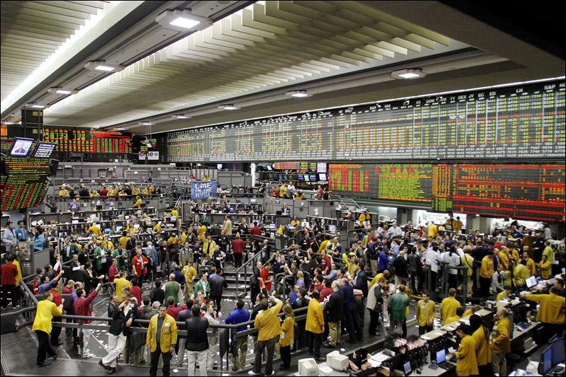 Chicago-Mercantile-Exchange
