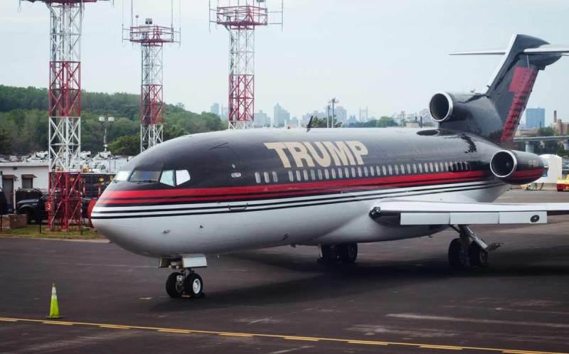 Trump-jet1