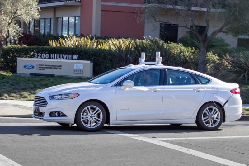 Ford-Autonomes-Fahren