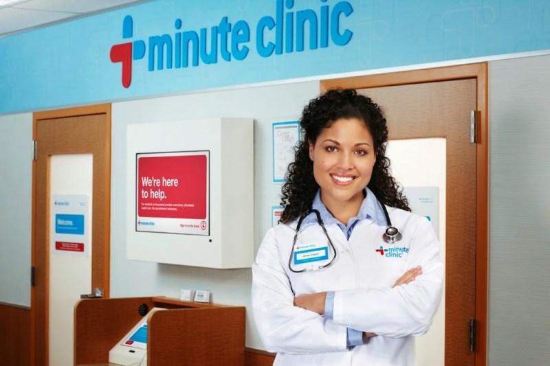minuteclinic-lady