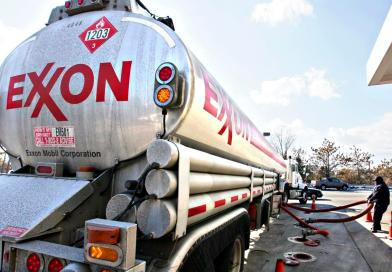 The Incredibly Shrinking Exxon-Mobil
