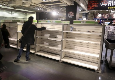 Retail Apocalypse Heats up 6,700 stores have closed in 2017