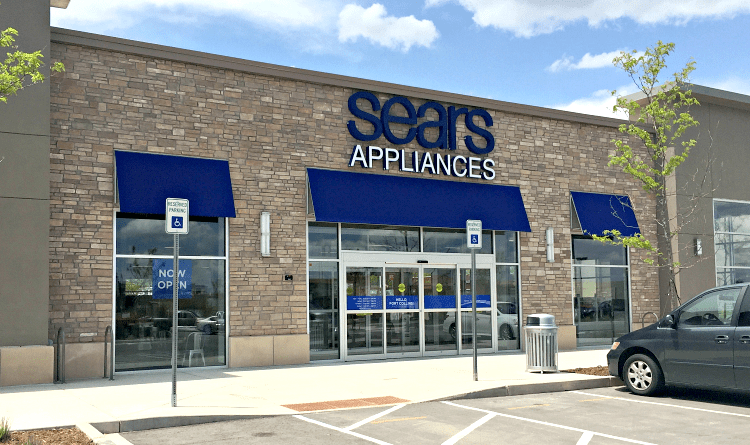 Sears the Death Spiral Continues