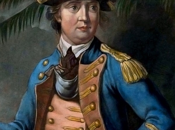 How America's Greatest Traitor Created the United States Navy
