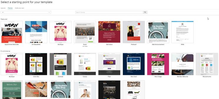 MailChimp Themes