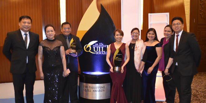 ICTSI honored with Philippine Quills