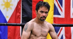 Palace hails 'Pacman' exploits as Philippine boxing hero