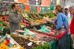 French Market Stall, Lesson 3, Essential equipment for improved perceptions on the Market Stall, Blog Post, Market Nosh, #eatrighttonight