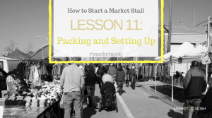 Lesson 11: Packing and Setting Up