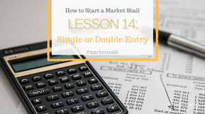 Lesson 14: Single or Double Entry Accounting