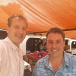 Gary Tuchmann, Maurice Randall, The Market Nosh Show, Episode 5, Walkerville Farmer's Market