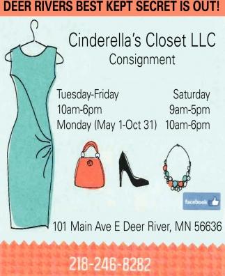 Deer Rivers Best Kept Secret Is Out Cinderella S Closet Llc