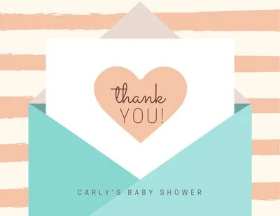 Customize 3 671 Thank You Cards Templates Online Canva