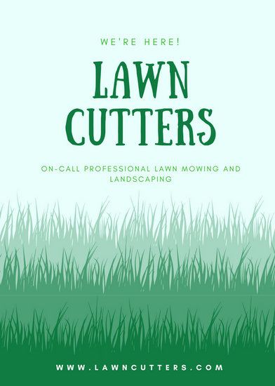 Customize 68 Landscaping Flyer Templates Online Canva