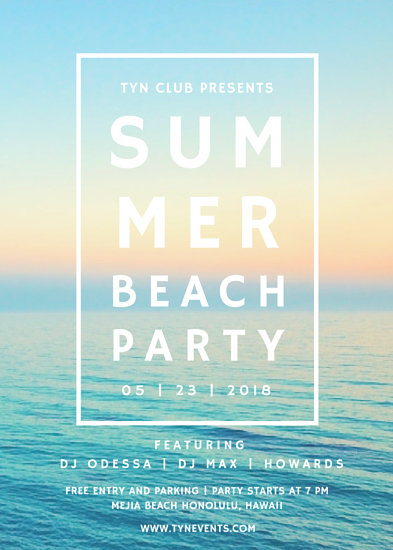 Customize 219 Party Flyer Templates Online Page 2 Canva