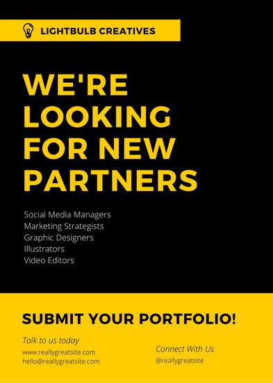 Customize 52 Job Vacancy Announcement Templates Online