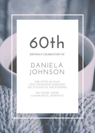 Birthday Invitation Templates Online