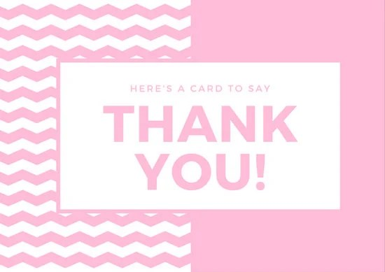Customize 389 Thank You Postcard Templates Online Canva