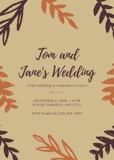 Diy Wedding Invitation Kits Online