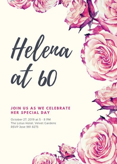 Save Date Birthday Postcards