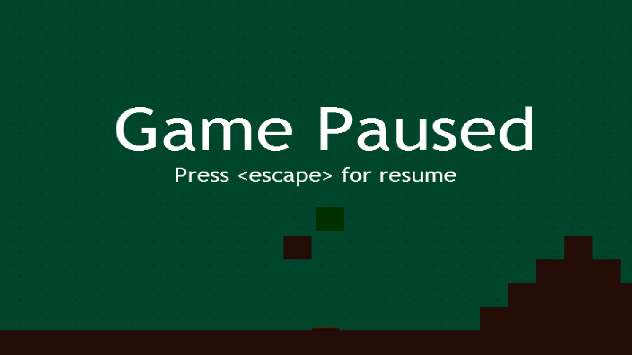 Game Pause Extension By Bygdle Gamemaker Marketplace