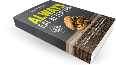 Photo of All the time Eat After 7 pm (Free eBook)