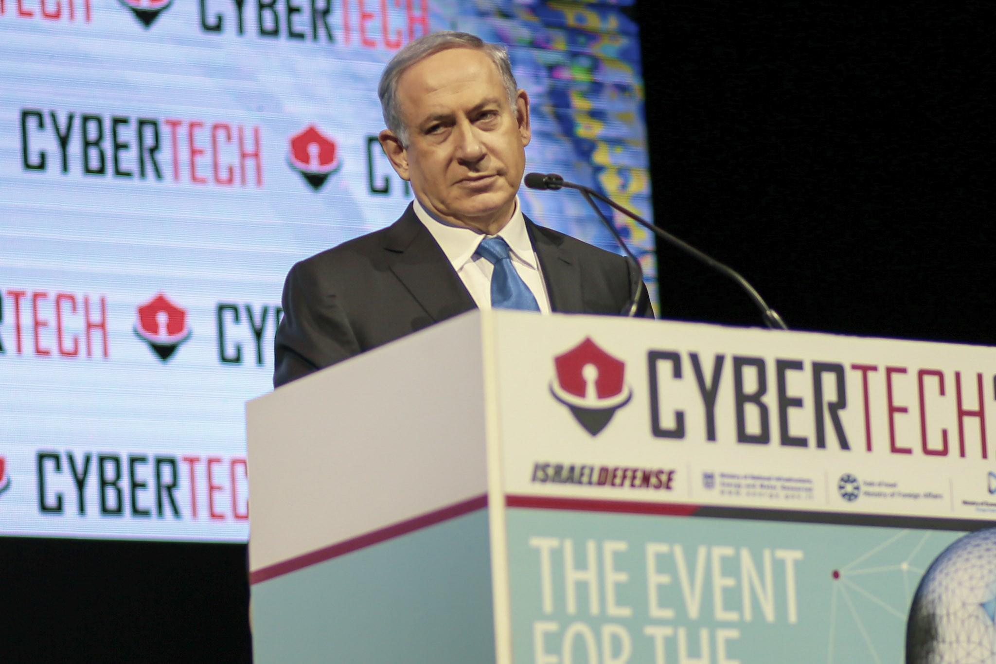 Prime Minister of Israel Benjamin Netanyahu