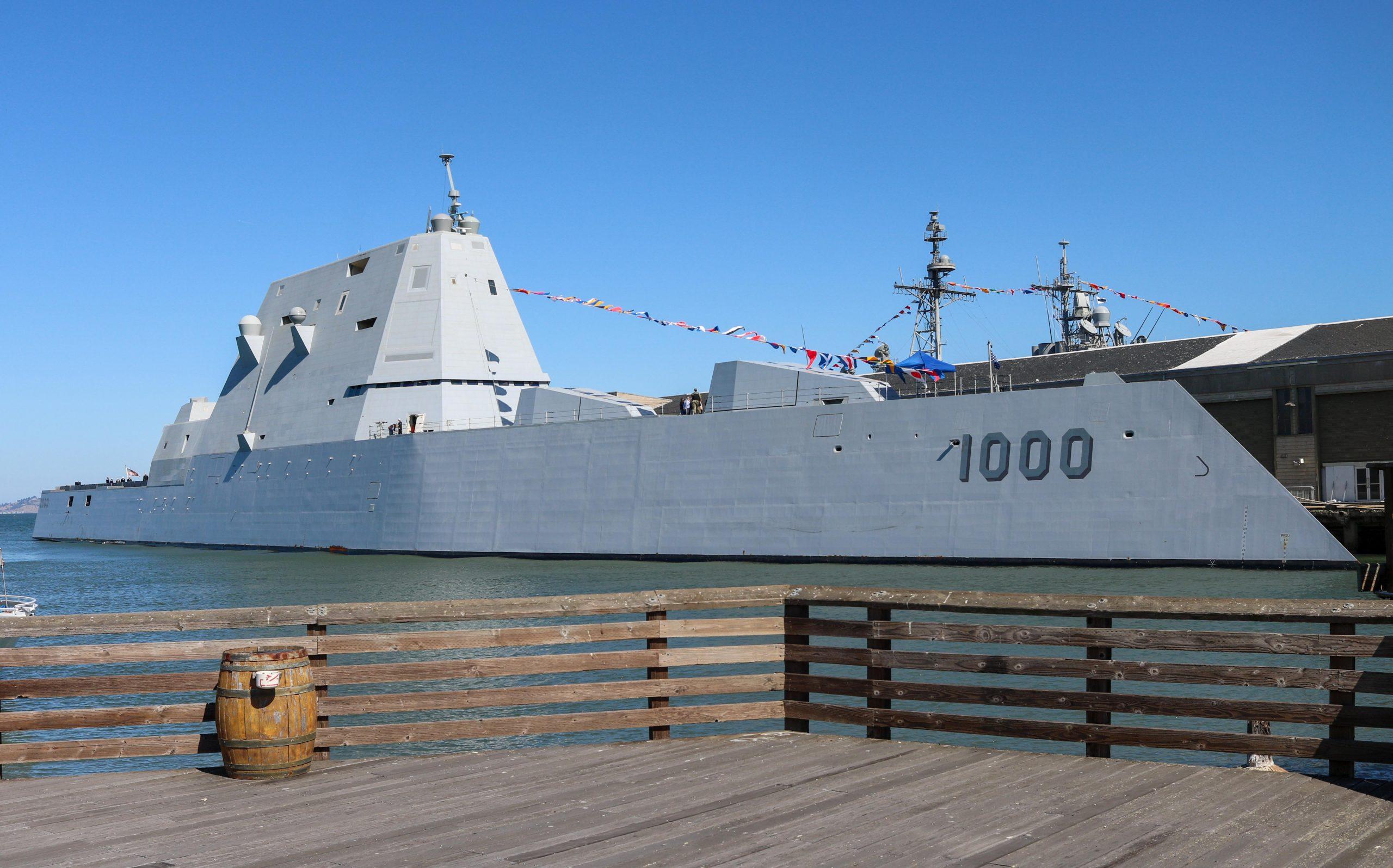 Zumwalt-class destroyer