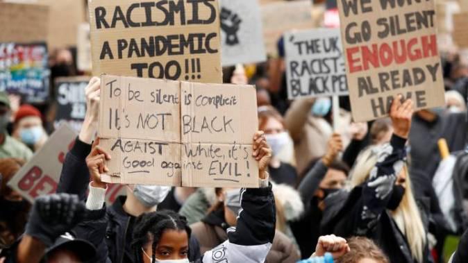 2020 racial riots