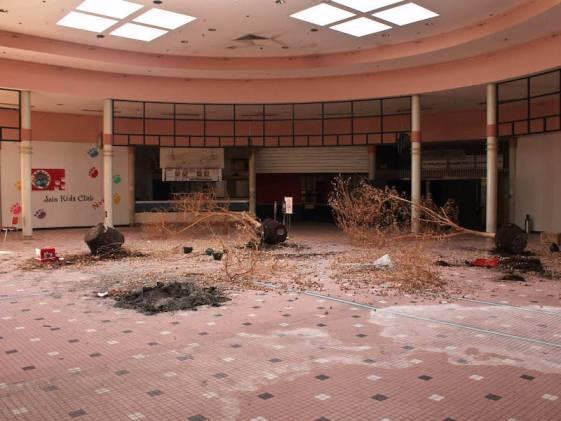 mall apocalypse