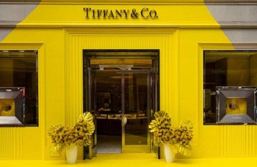 Yellow Tiffany