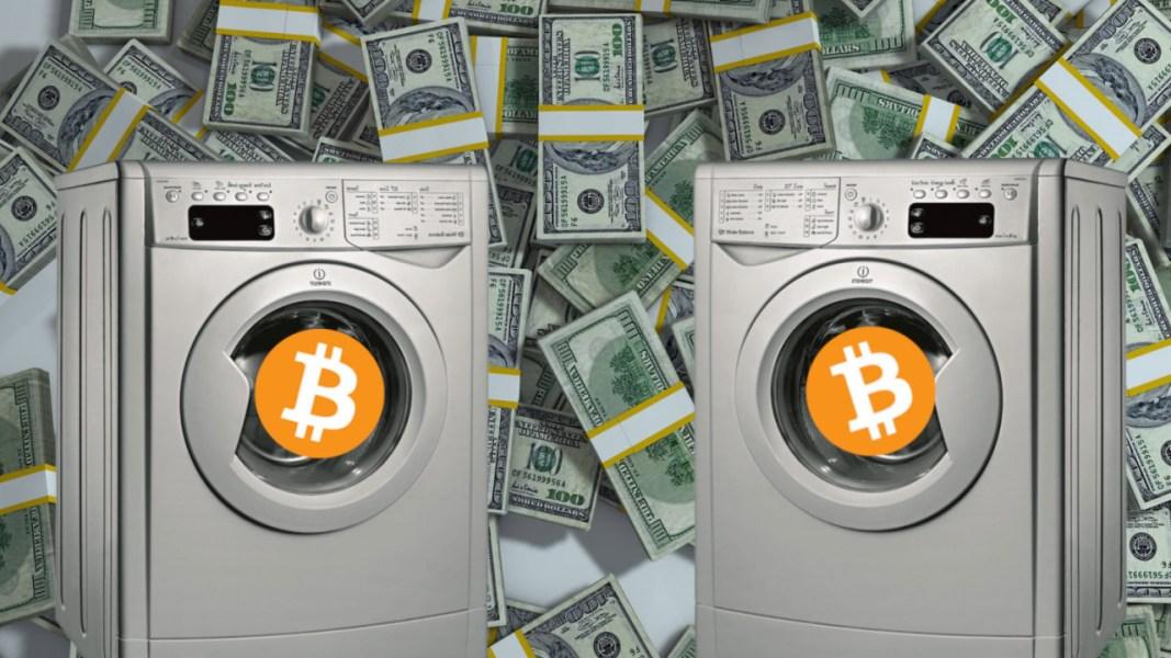 riciclaggio tramite crypto
