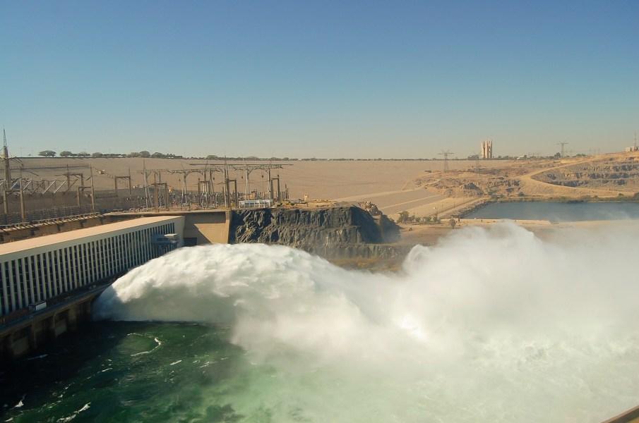 Aswan-High-Dam-Nile-River-Egypt