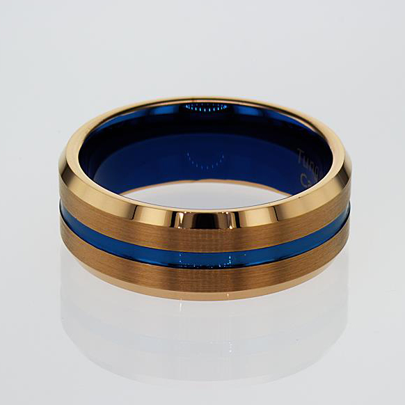 Affordable Mens Wedding Band Tungsten