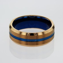 Affordable Men's Wedding Band Tungsten