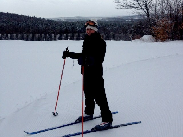 Cross Country Skiing in NH