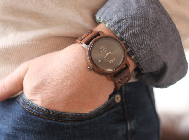 The Perfect Gift for Dad-to-Be & JORD Watches Giveaway!