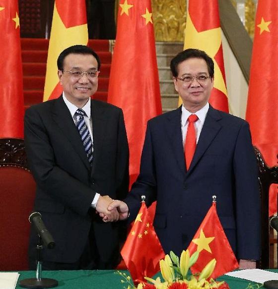 China en Vietnam willen handelsrelatie versterken