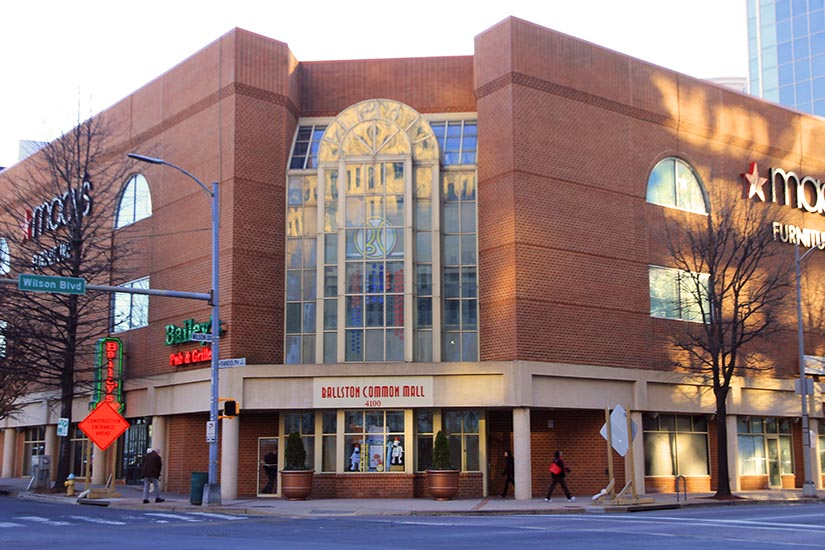 A Public-Private Shopping Mall