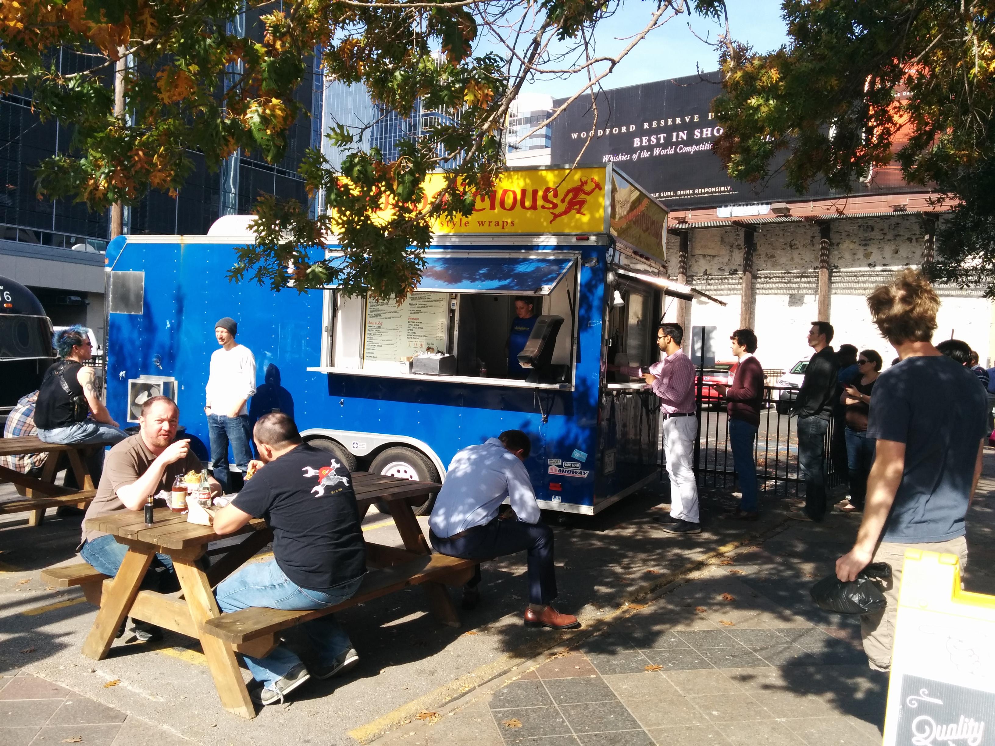 Five  Ways To Understand Food Trucks