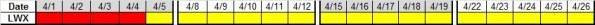 Next 4 wks LWX 3-28-2013