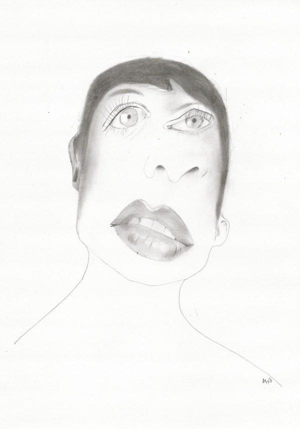 I Wonder drawing