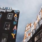 Grey Clouds, Sunshine, Carnaby art prints
