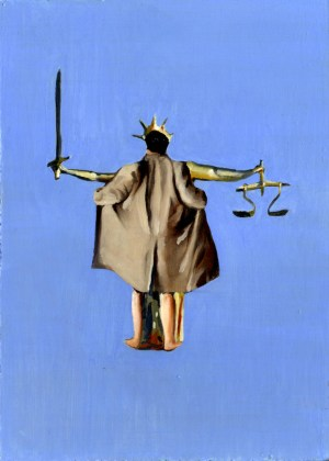 Perverting the Course of Justice Art prints