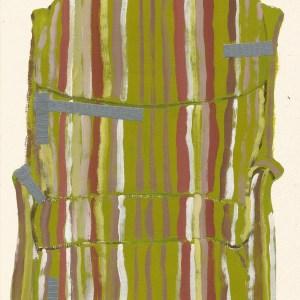 Marty's Chair Mark Gisbourne artist
