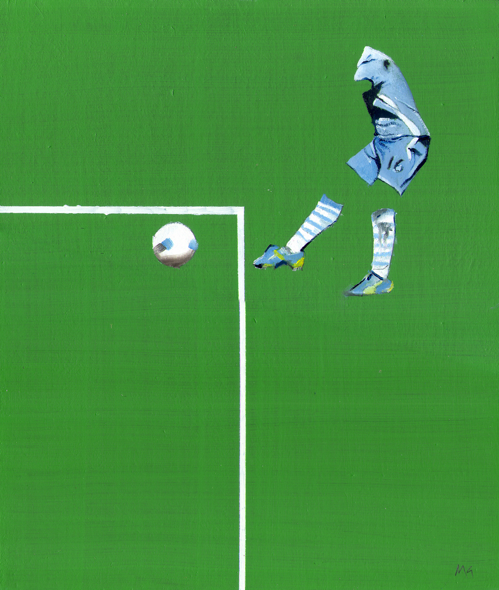 Sergio Aguero, Man City winner v QPR 2012