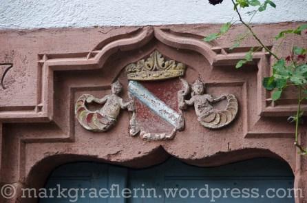 """Das Wappen der """"Von Kageneck"""""""