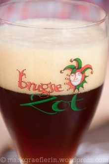 Bruegge Bier Brugse Zot dubbel