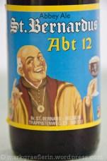 Bruegge Bier St Bernardus